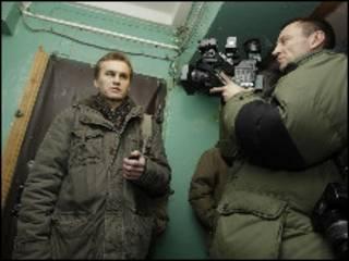 Обыски в Минске