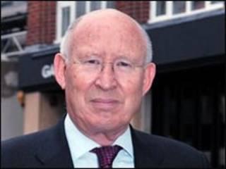 Sir Thomas Legg (BBC)