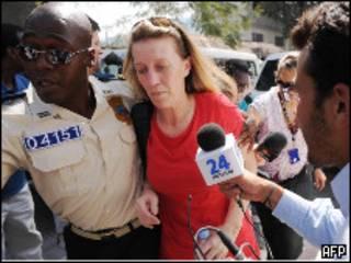 Американские миссионеры отрицают обвинения в киднэппинге