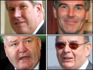 Обвиняемые депутаты