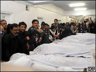 بمبگذاری در پاکستان
