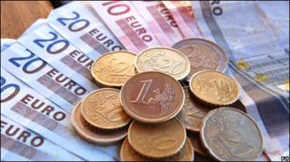 Đồng tiền chung châu Âu, euro