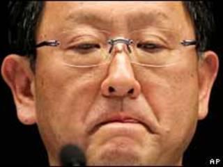 رئيس تويوتا