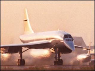 协和式客机