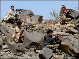 شورشیان یمن
