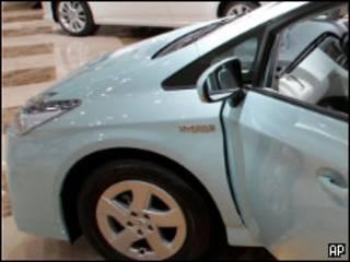 Toyota Prius 2010 (AP)