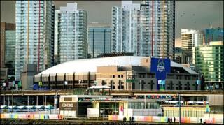 Ванкувер готовится к Олимпиаде