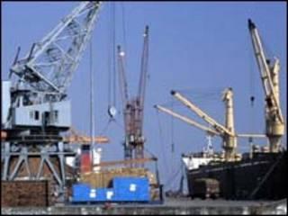 burma port