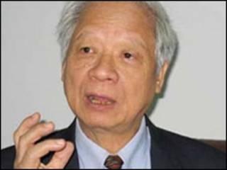 Cựu bộ trưởng kế hoạch và Đầu tư Trần Xuân Giá