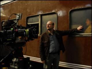Juan José Campanella (foto cortesía sitio oficial de película http://www.elsecretodesusojos.es)
