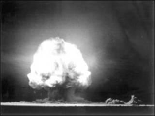 آزمایش هسته ای