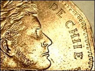 Moneda de 50 pesos mal acuñada
