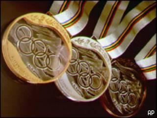 Медали Альбервиля
