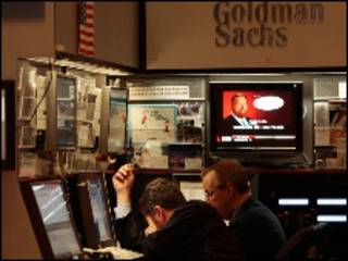 Investidores do Goldman Sachs