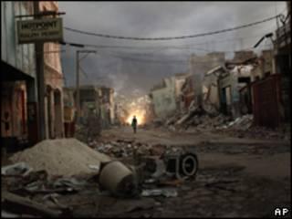 Гаити после землетрясения