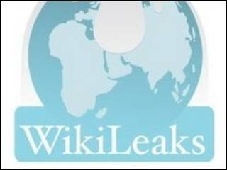 شعار موقع ويكيليكس
