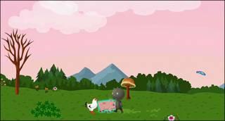 Imagen de Glitch, juego online creado por el cofundador de Flickr