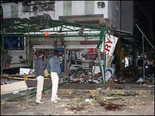 تفجير مدينة بوني غرب الهند مطلع العام