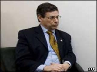 دنی آیالون، معاون وزیر خارجه اسرائیل