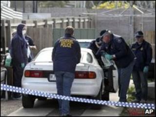 پلیس استرالیا- آرشیو