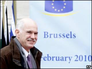 Firayim Ministan Girka, George Papandreou