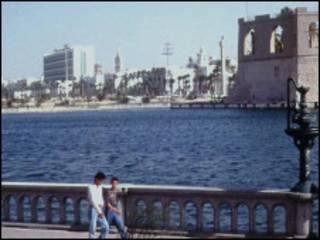 Набережная Триполи
