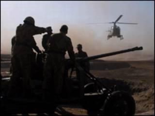 पाकिस्तानी सेना (फ़ाइल)
