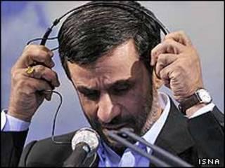 احمد نژاد