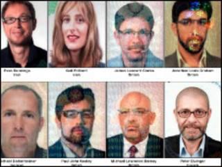 Подозреваемые в убийстве Мабхуха