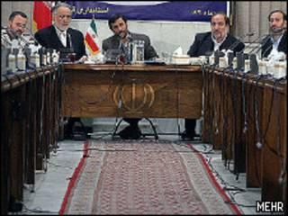 هیات دولت ایران