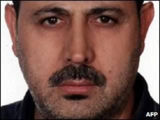 Mahmoud al-Mabhouh (arquivo)