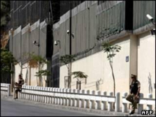 سفارت آمریکا در دمشق