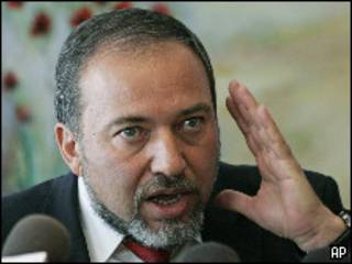 Menlu Israel Avigdor Lieberman