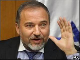 Ministan harkokin wajen Isra'ila