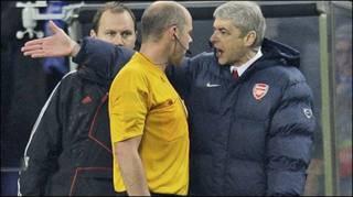 HLV Wenger của Arsenal