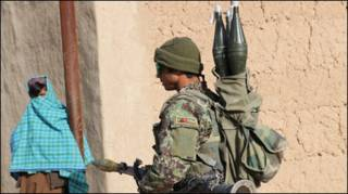 Quân Nato ở Afghanistan