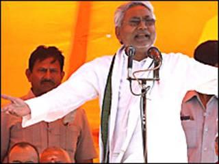 नीतीश कुमार, बिहार के मुख्यमंत्री