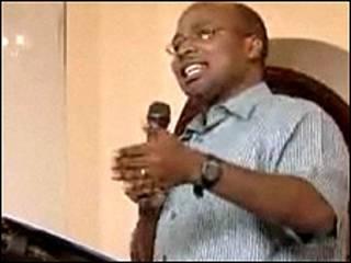 Пастор в Уганде добивается закона против геев
