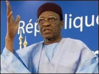 Presidente do Níger, Tandja