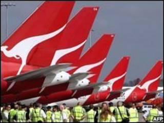 Hàng không Qantas