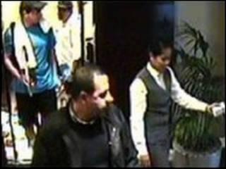 تصاویر پلیس دوبی