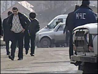 Улица в Назрани (фото с сайта Вести.Ру)