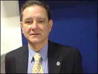 Carlos Castresana, jefe de la comisión contra la impunidad en Guatemala