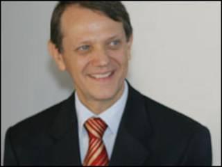 O cientista político André Singer (Foto: Ricardo Stuckert/ PR/22/12/2006)