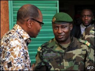 سالو ديبو زعيم الانقلاب في النيجر