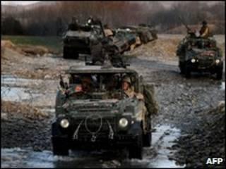 سربازان هلندی در افغانستان