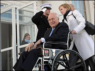 نائب الرئيس الامريكي السابق ديك تشيني