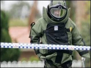 Cảnh sát chống khủng bố Úc