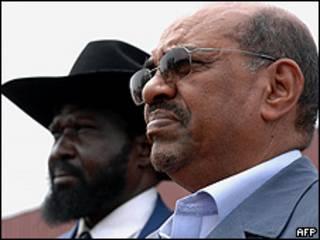 Presidente de Sudán