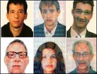 Dubai ya ha hecho públicas las fotos de los pasaportes